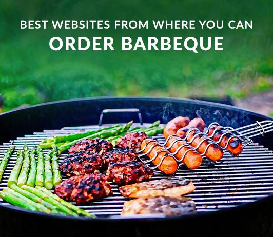 Best Websites To Order Barbeque Meal