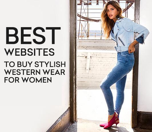 Buy Stylish Western Wear for Women