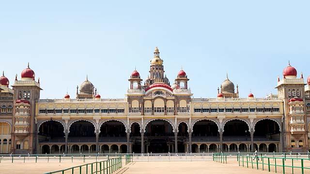 2-Mysore-Palace