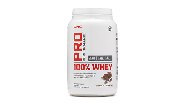 Pro Performance 100% Whey Isolate By GNC