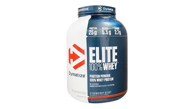 Dymatize Nutrition Elite 100% Whey Protein