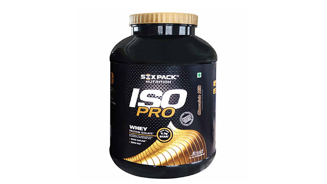 ISO Pro By Six Pack Nutrition