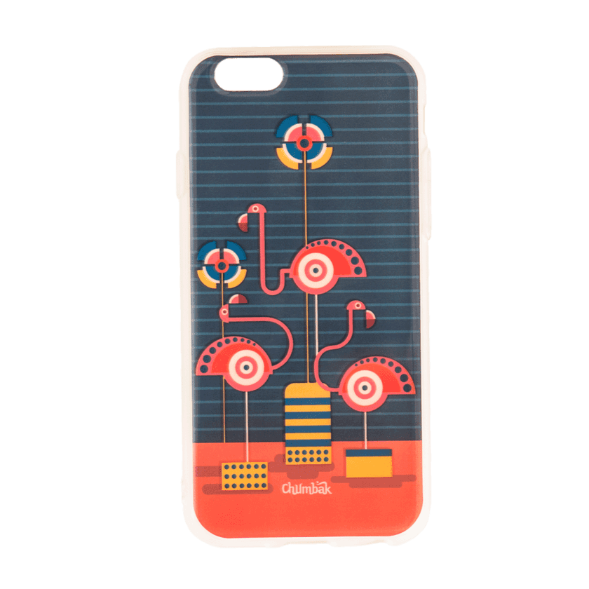 Flamingo Mobile Case
