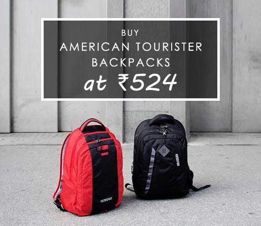 Amazon American Tourister Backpacks