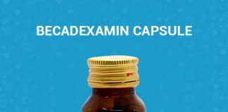Becadexamine Capsule: Uses, Dosage, Side Effects, Composition, Price, Precautions & More