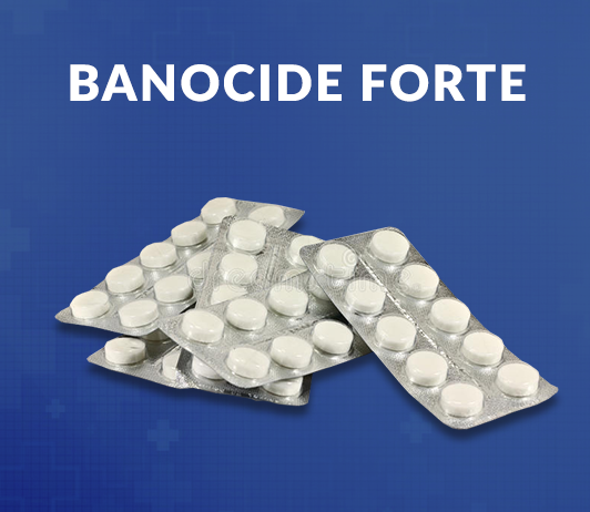 Banocide Forte 100 MG Tablet: Uses, Dosage, Side Effects, Price, Composition & 20 FAQs