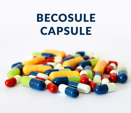 Becosules Capsule: Uses, Dosage, Side Effects, Price, Composition & 20 FAQs