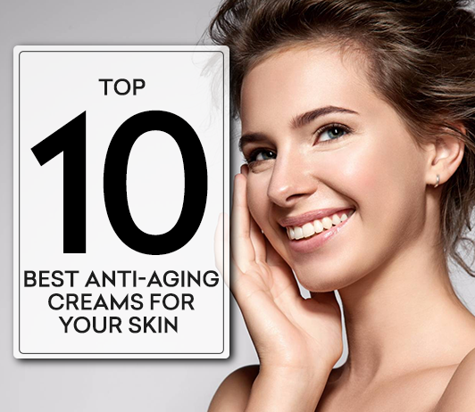 Best Anit Aging Creams in India