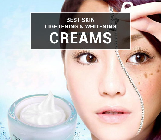 10 Best Skin Lightening Creams in India
