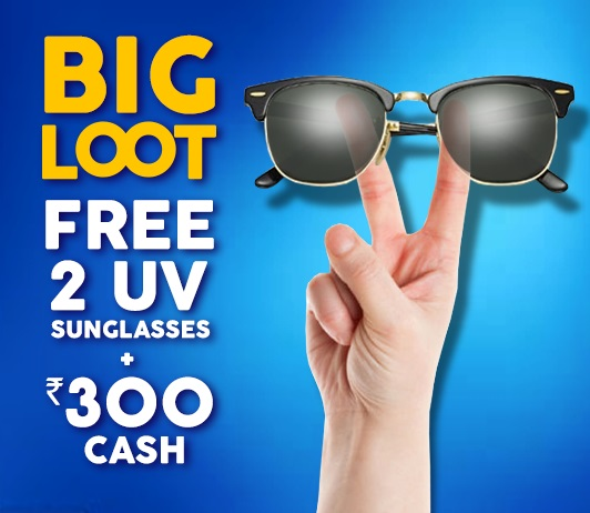 Coolwinks Free Sunglasses Free Cash