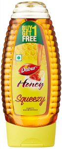 Dabur Honey Squeezy Pack