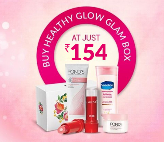 Nykaa Healthy Glam Box