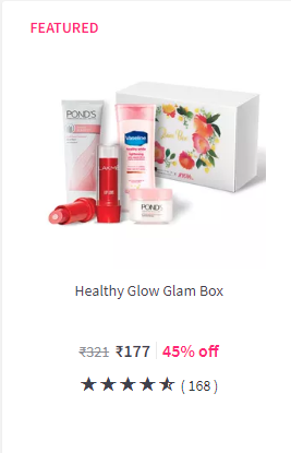 Healthy Glow Glam Box Nykaa