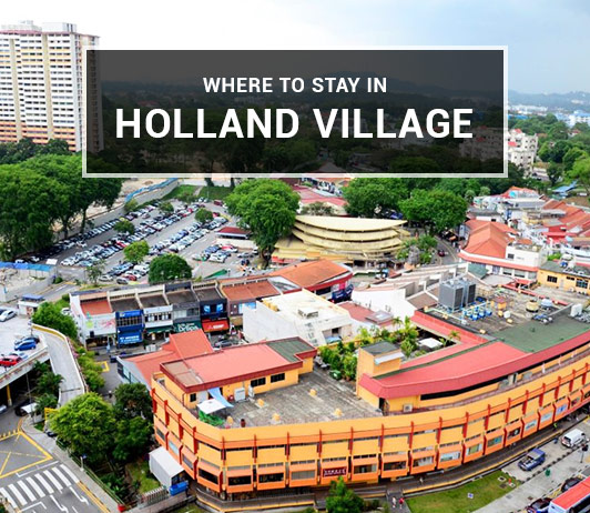 Holland Village or Holland V. is very popular for Restaurants and Shopping. You will have some shopping malls and food outlets to explore. Some famous streets are Jalan Merah Saga, Holland Avenue that you can explore while enjoying in Holland Village