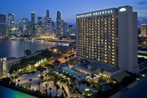 Where to stay in Esplanade - Mandarin Oriental, Singapore