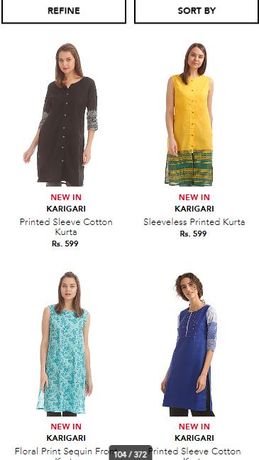 NNNNOW - women kurta store