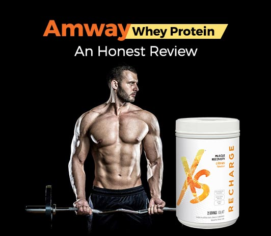 Amway Whey Protein Review, Price and Nutrition