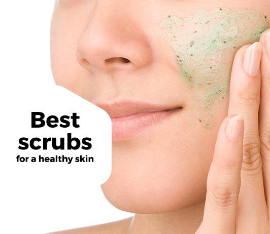 Top 10 Best Face Scrubs in India