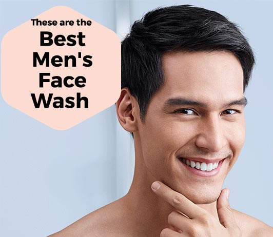 10 Best Face Wash For Men For Acne Free & Clear Skin | male acne treatment