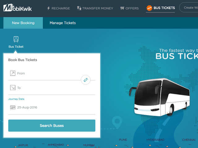 mobikik bus booking