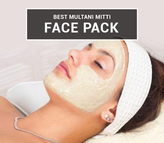 Best Multani Mitti Face Packs In India