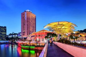 Where to stay in Clarke Quay - Novotel Singapore