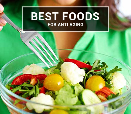 10 Best Anti-Ageing Foods In India