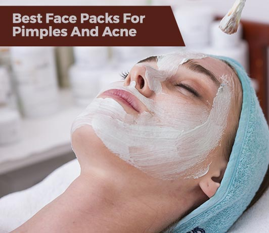 Best Face Pack for Pimple Marks and Acne