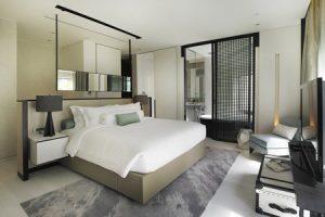 Where to stay in Marina Bay - Naumi Hotel