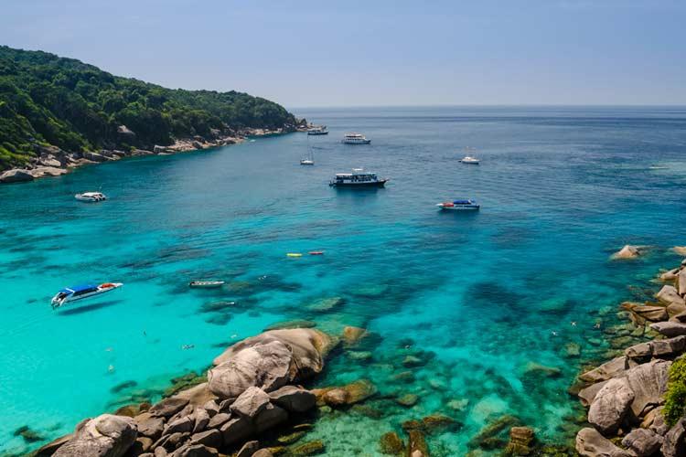 Similan-Islands