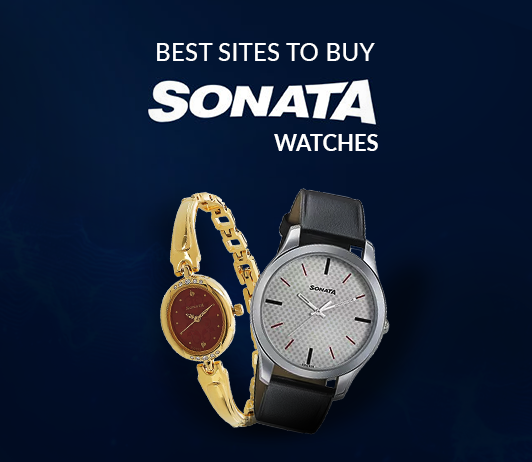 best sites to buy sonata watches