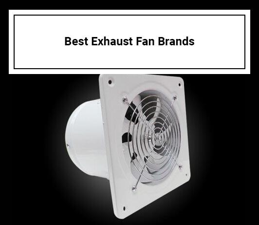 Best Exhaust Fan Brands In India, Bathroom Fan Brands