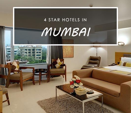 Best 4 Star Hotels In Mumbai