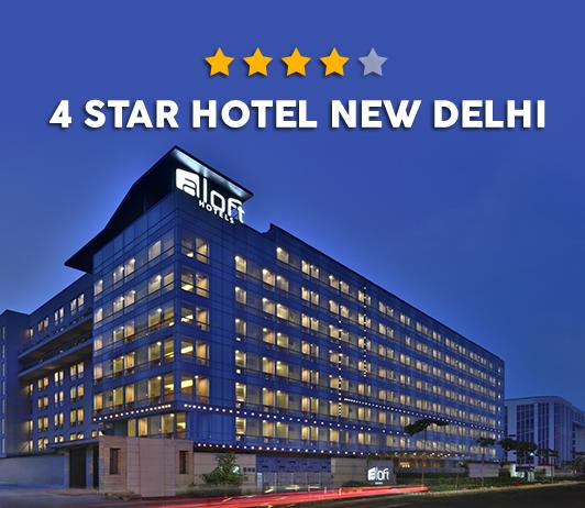 15 Best 4 Star Hotels In New Delhi