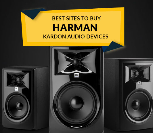 Best Sites to Buy Harman-Kardon Audio Devices
