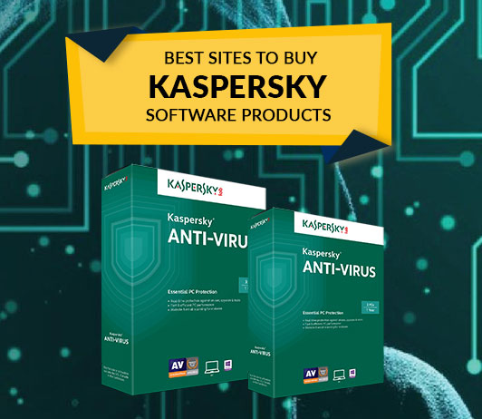 Best Sites to Buy Kaspersky Software Products