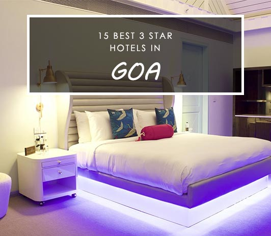 Best 3 Star Hotels In Goa