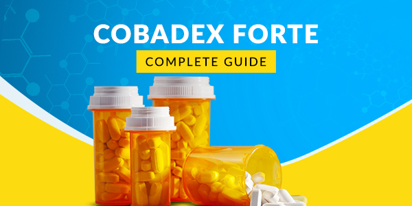 Cobadex Forte Capsule: Uses, Dosage, Side Effects, Price, Composition & 20 FAQs