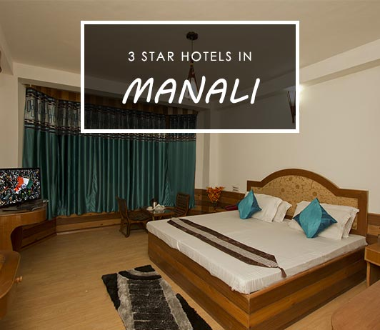 Best 3 Star Hotels In manali