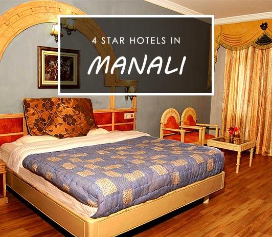 Best 4 Star Hotels In manali