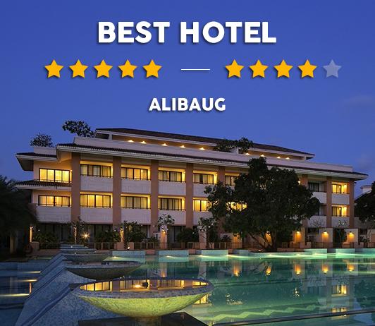 Best Hotels In Alibaug
