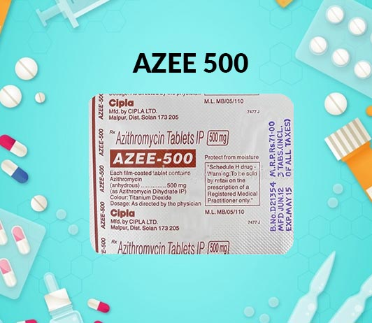 Azee 500 MG Tablet: Uses, Dosage, Side Effects, Price, Composition & 20 FAQs