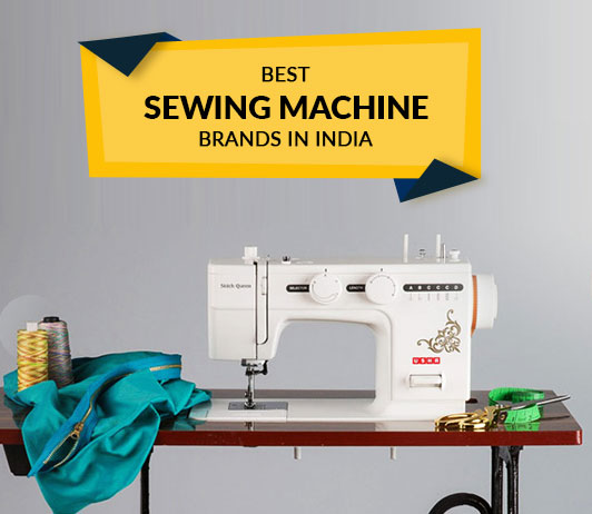 Best Sewing Machines Brands in India
