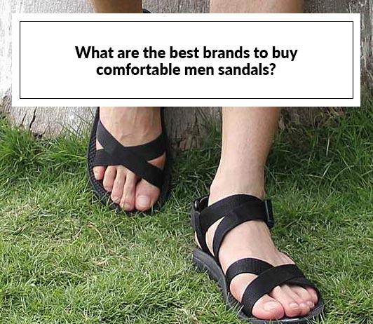 Buy Comfortable Men Sandals