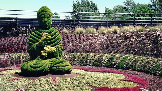 Buddha-Jayanti-Park