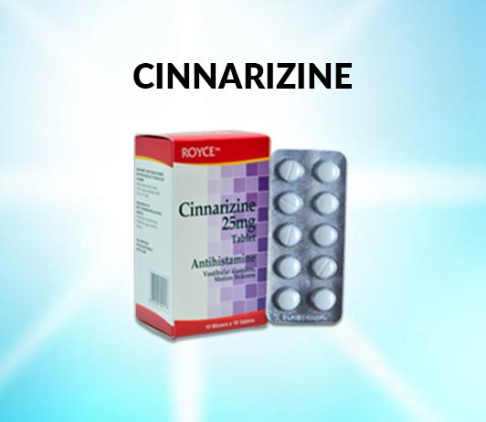 Cinnarizine: Uses, Dosage, Side Effects, Precautions & More