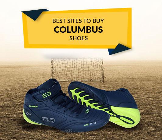 Columbus shoes
