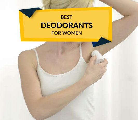 best deodorant for women in india