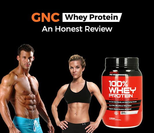 GNC Whey Protein Review, Price and Nutrition