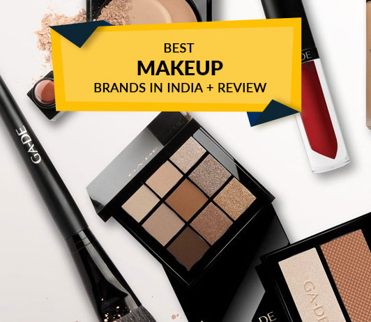Best Makeup Brands In India Review